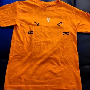 NWOT Blvck Scvle Orange Logo Tee RARE